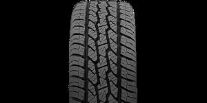 low noise all-terrain tyre