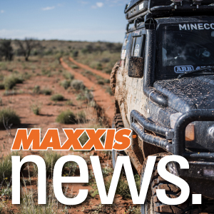 MAXXIS TREPADORS ON THE INFAMOUS MADIGAN LINE