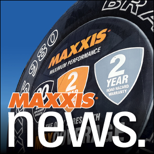 FOUR ON THE FLOOR! MAXXIS AT THE NATIONAL 4X4 & OUTDOORS SHOW / FISHING & BOATING EXPO IN BRISBANE