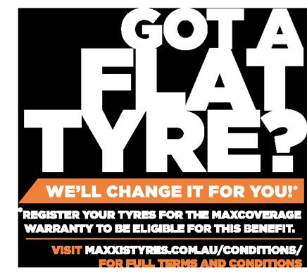 Flat Tyre Warranty