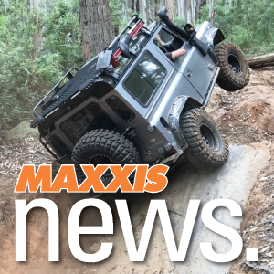 BIG THUMBS UP FOR THE MAXXIS M8060 TREPADORS IN THE TOUGHEST BUSH, BEACH AND ROAD TERRAIN!