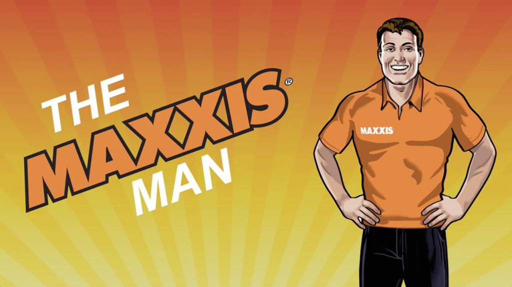 Meet the Maxxis Man