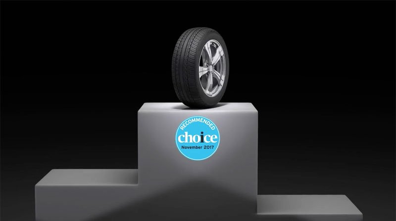 Maxxis MA-P3 – CHOICE Tyre Test