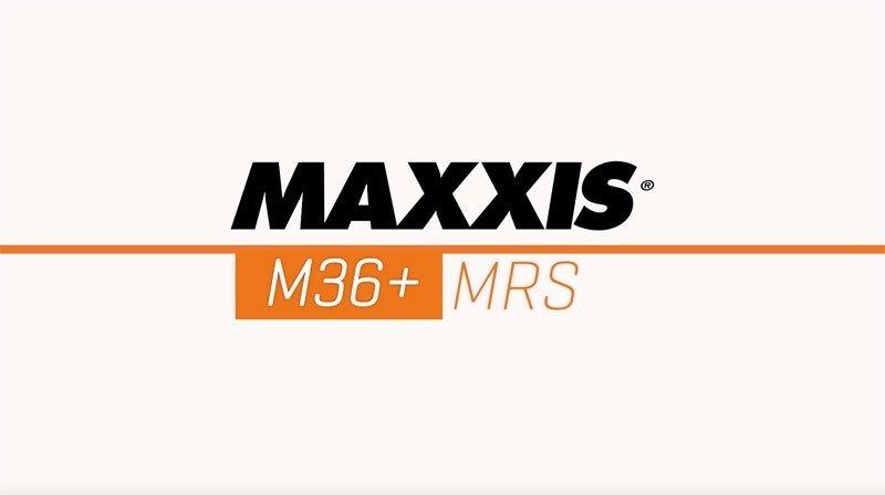 Maxxis M36+ MRS
