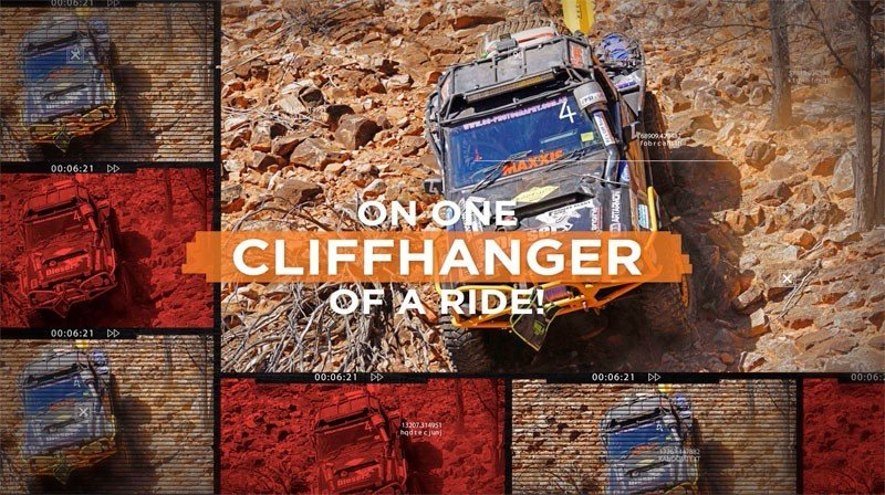 Cliffhanger 4WD Event 2019
