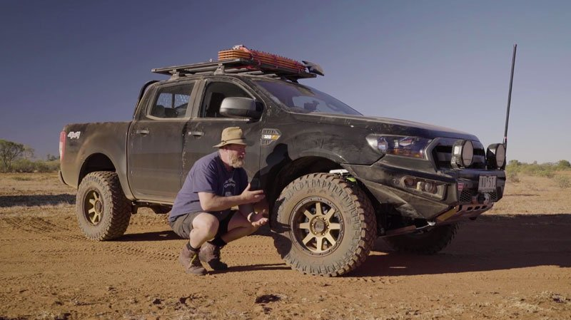 4x4 Australia Ranger Build | RAZR