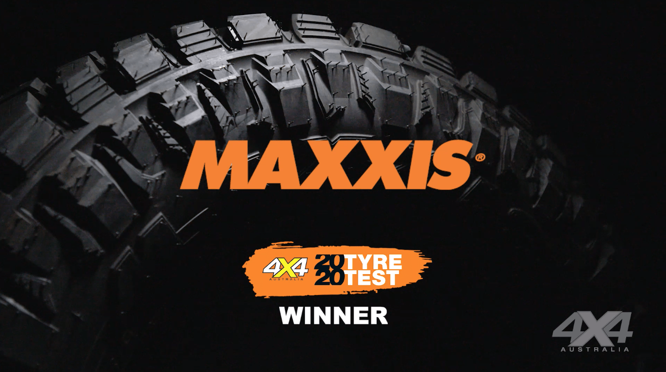 Maxxis RAZR | 4x4 Australia 2020 Test