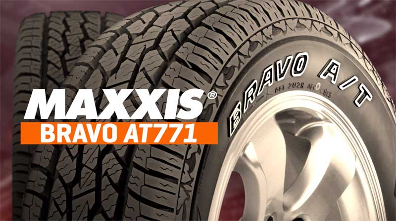 Maxxis Bravo AT771