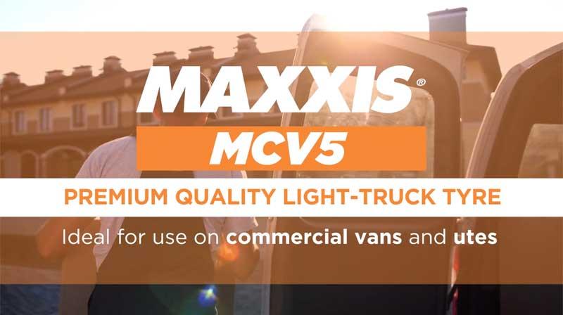 Maxxis MCV5