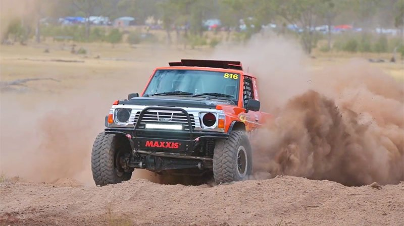 Maxxis RAZR MT772 - CBT Racing