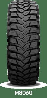 M8060 Mud Terrain Tyre