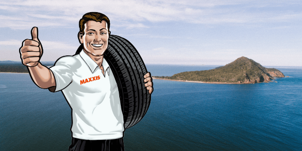 Maxxis Man Road Trip – Sydney to Nelson Bay