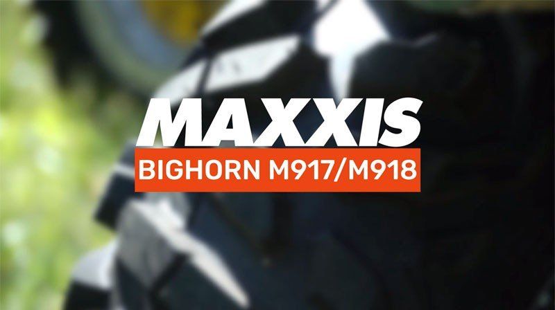 Maxxis Bighorn M917 / 918