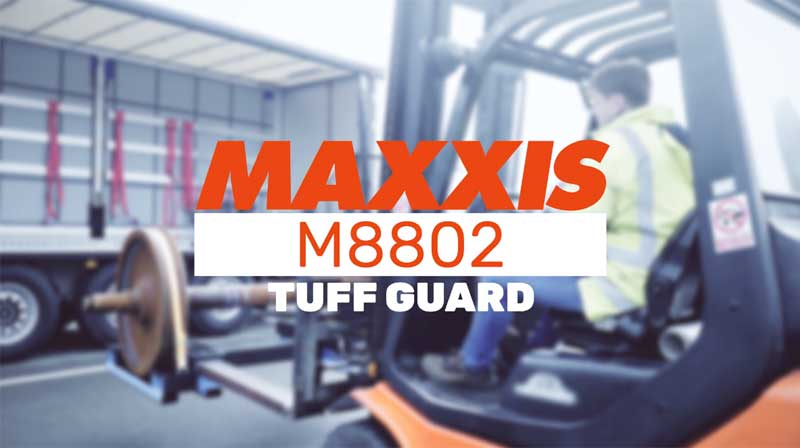 Maxxis M8802 Forklift Tyre