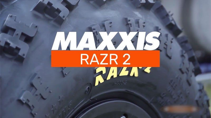 Maxxis RAZR2 ATV