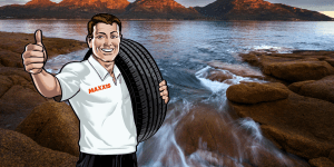 Maxxis Man Road Trip