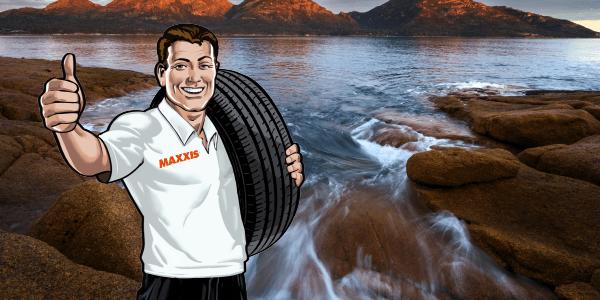 Maxxis Man Road Trip – Launceston to Coles Bay