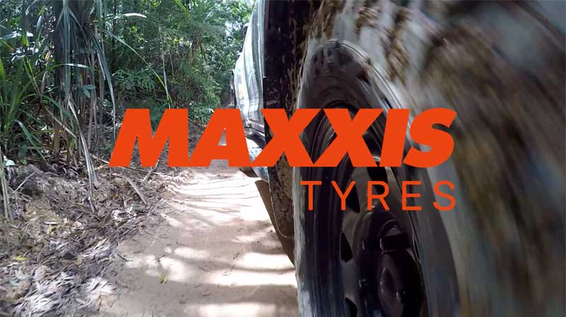 Maxxis on 'The Fishing Show'