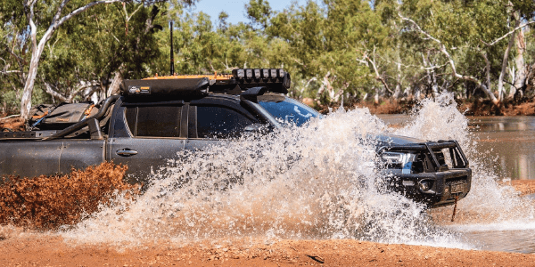 RAZRs take on the red-hot Pilbara without a hitch