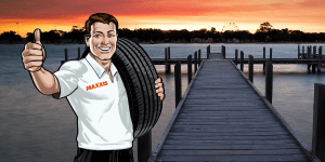 Maxxis Tyres Road Trip