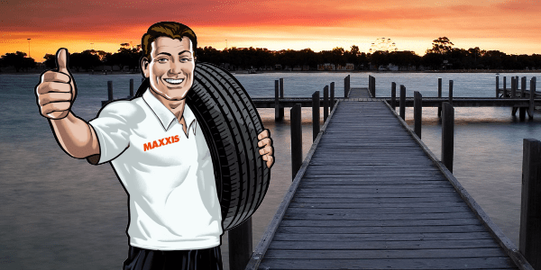 Maxxis Man – Perth to Bunbury via Mandurah