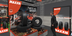 Maxxis Tyres 4x4 Show