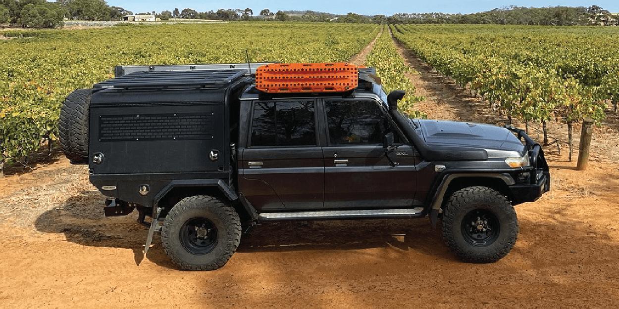 RAZRS tread where winemaking runs deep
