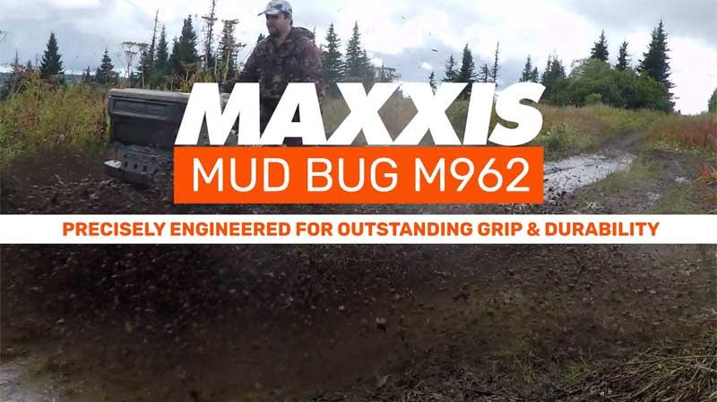 Maxxis Mud Bug M962 ATV Tyre