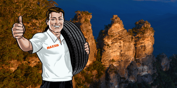 Maxxis Man Road Trip — Sydney to the Blue Mountains