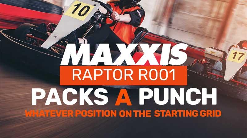 Raptor R001 Karting Tyre