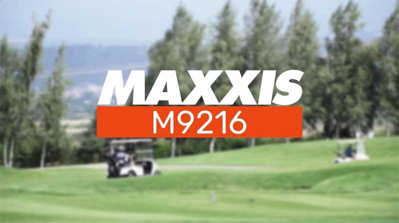 Maxxs M9216 Golf Buggy Tyre