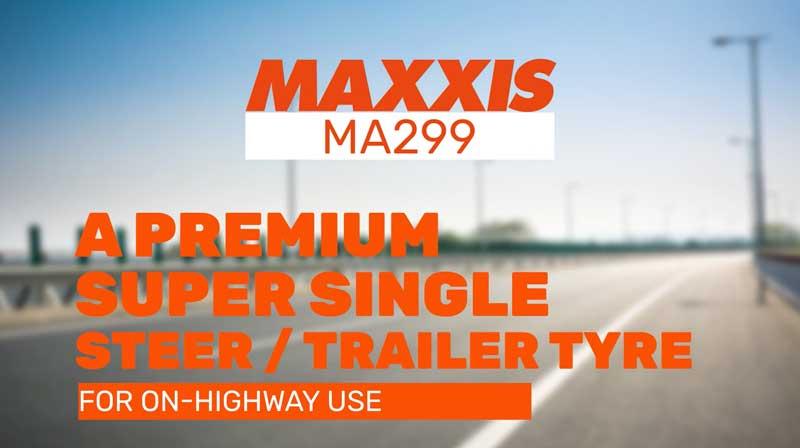 Maxxis MA299