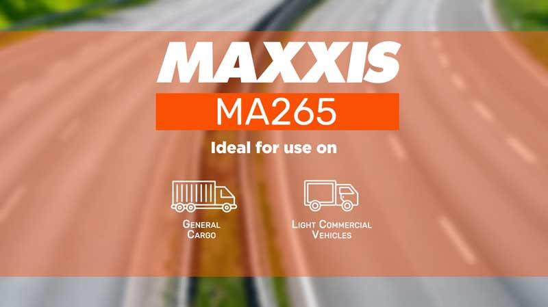 Maxxis MA265
