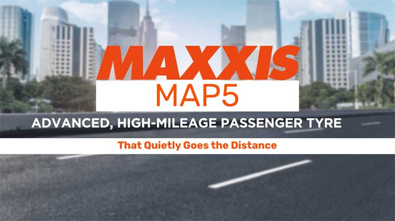 Maxxis MAP5