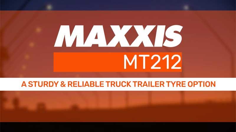 Maxxis MT212